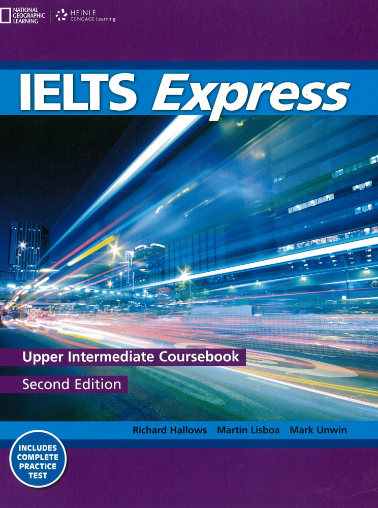 IELTS Express Second Edition Upper Intermediate Coursebook