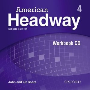 American Headway Second Edition 4 Workbook Audio CD