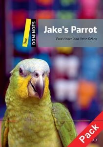 Dominoes 1 Jake's Parrot Pack