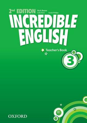 Incredible English (Second Edition) Level 3 Teacher's Book
