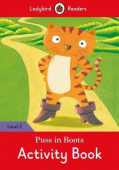 Ladybird: Puss in Boots Activity Book