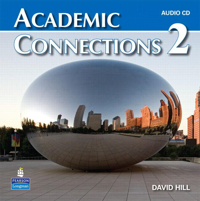 Academic Connections 2 Audio CDs