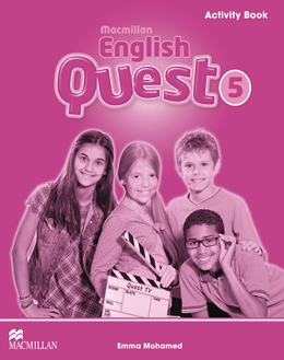 Macmillan English Quest Level 5 Activity Book