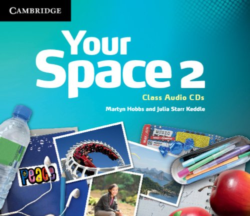 Your Space 2 Class Audio CDs (3) (Лицензия)