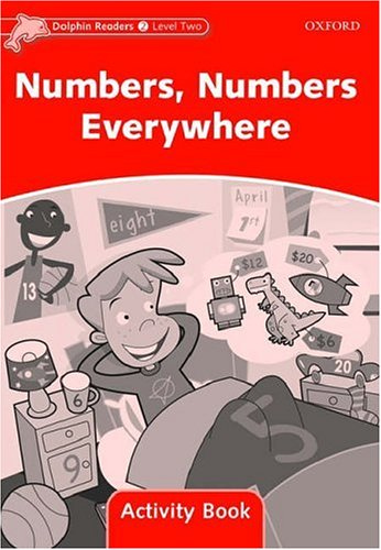 Dolphin Readers 2 Numbers, Numbers Everywhere - Activity Book