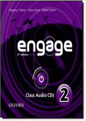 Engage 2nd Edition 2 Audio CDs (2)