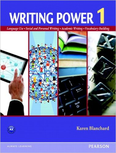 Writing Power 1 Student Book