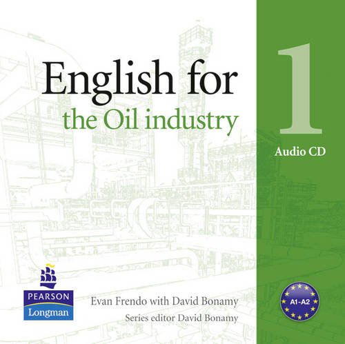 Vocational English Level 1 (Elementary) English for the Oil Industry Audio CD