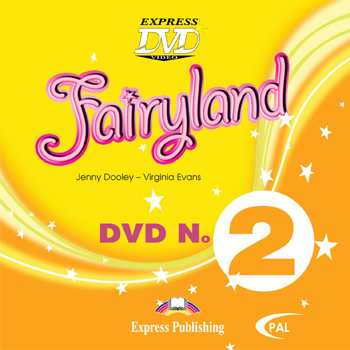 Fairyland 2 DVD Video PAL