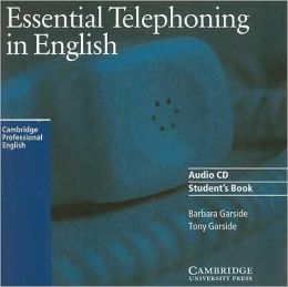 Essential Telephoning in English Audio CD (Лицензия)