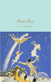 Macmillan Collector's Library: Barrie J.M.. Peter Pan  (HB, illustr.)  Ned