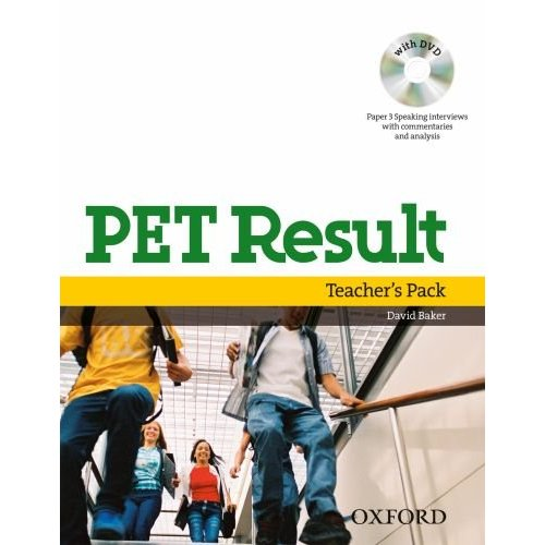 PET Result: Teacher's Pack (Teacher's Book with Assessment Booklet, DVD and Dictionaries Booklet)