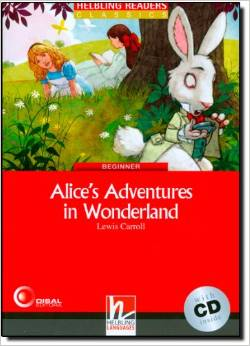 Red Series Classics Level 2: Alice's Adventures in Wonderland + CD