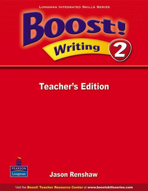Boost Writing 2 Teacher's Edition