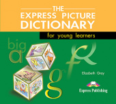 The Express Picture Dictionary for young leaners Audio CDs (set of 3)