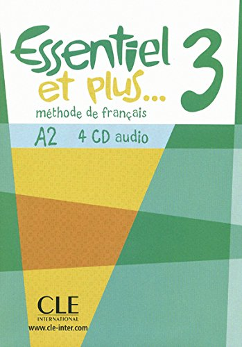 Essentiel et Plus... 3 - CD audio (4)
