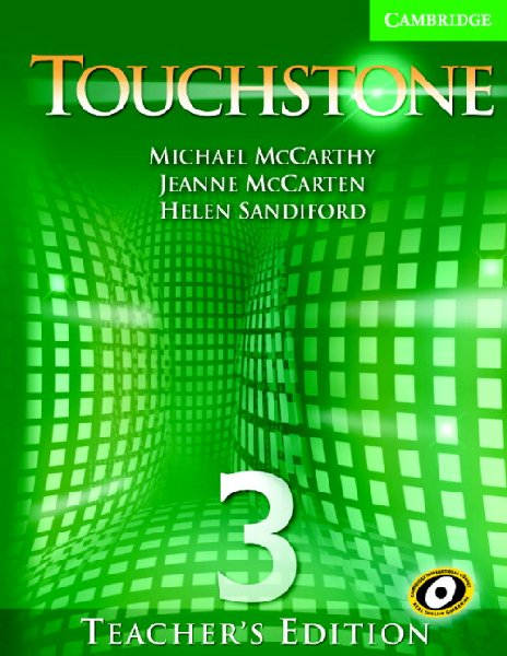 Touchstone Level 3 Teacher's Edition with Audio CD