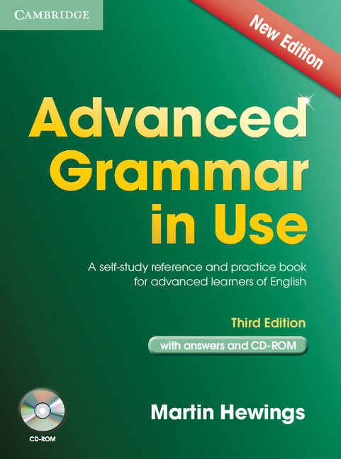 Advanced Grammar in Use (Third Edition) Book with answers and CD-ROM