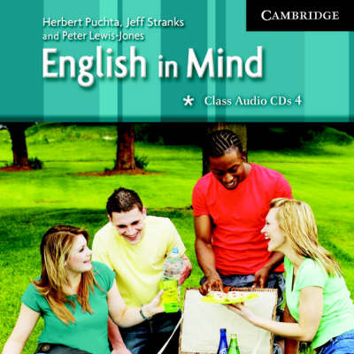 English in Mind 4 Class Audio CDs (3) (Лицензия)