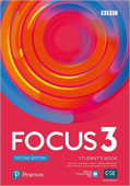 Focus 2e Edition 3 Student's Book with PEP Basic Pack