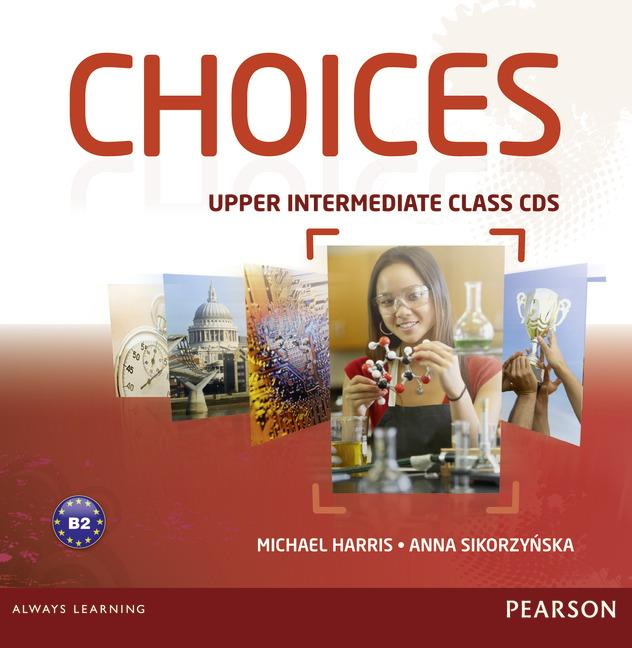 Choices Russia Upper-Intermediate Class CD's (Лицензия)