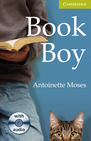 Book Boy (with Audio CD)