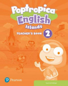 Poptropica English Islands 2 Teacher's Book with Online World Access Code + Test Book pack