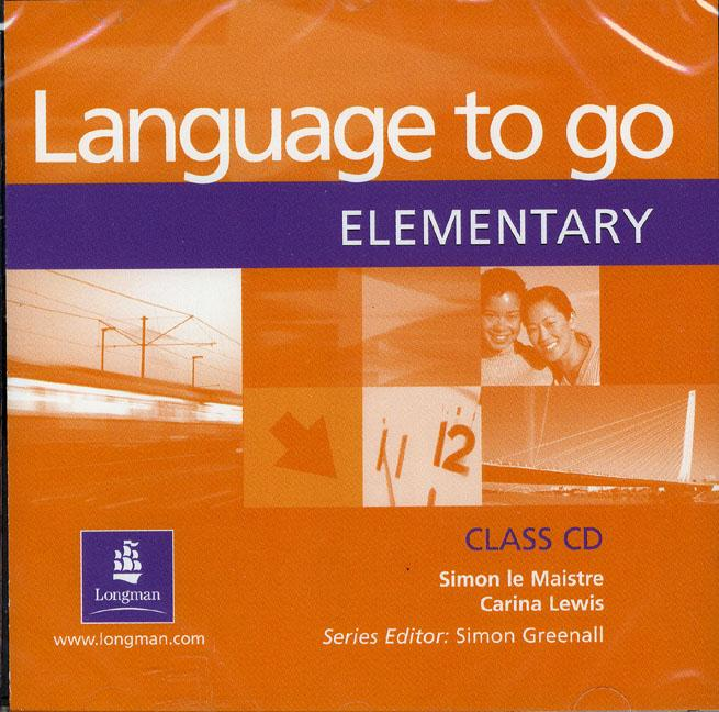 Language to go Elementary Class Audio CD (Лицензия)