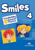 Smiles 4 Vocabulary & Grammar Practice