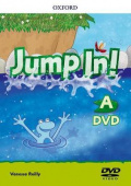 Jump In!: Level A Animations and Video Songs DVD