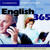 English365 1 Audio CD Set (2 CDs)