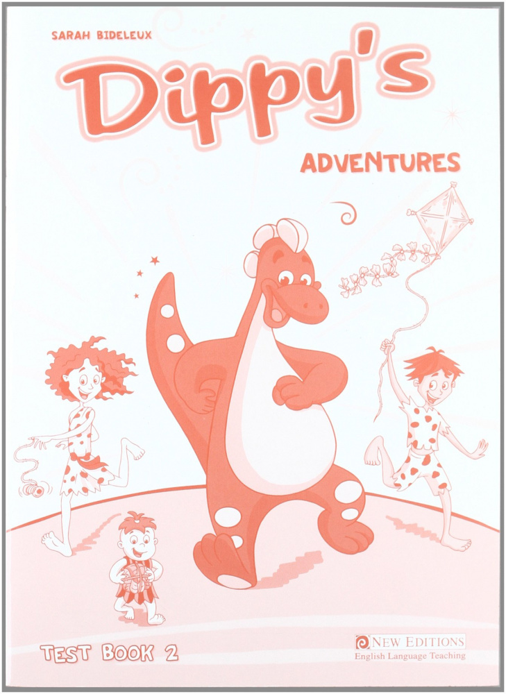 Dippy's Adventures 2  Test Book