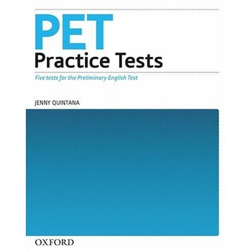 PET Practice Tests: Practice Tests Without Key