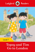 Ladybird: Topsy and Tim: Go to London (PB) +downloadable audio