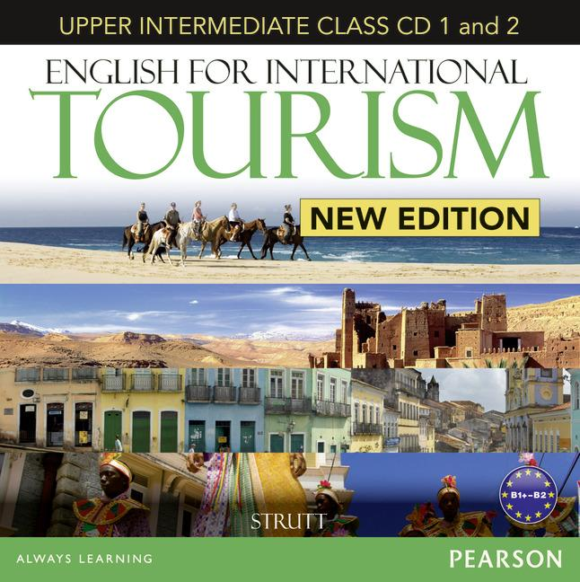 English for International Tourism New Edition Upper Intermediate Class Audio CD