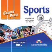 Career Paths: Sports Audio CDs (set of 2)