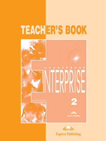 Enterprise 2 Teacher's Book