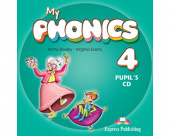 My Phonics 4 Pupil's Audio CD