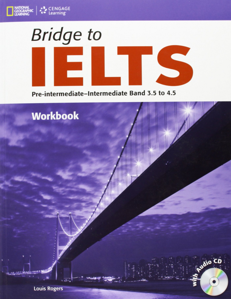 Bridge to IELTS Bands 3,5 - 4,5  Workbook