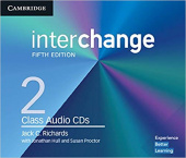 Interchange 5th Edition 2 Class Audio CDs