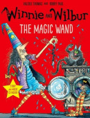 Winnie and Wilbur: The Magic Wand (Paperback + CD)