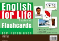 English for Life Beginner Flashcards