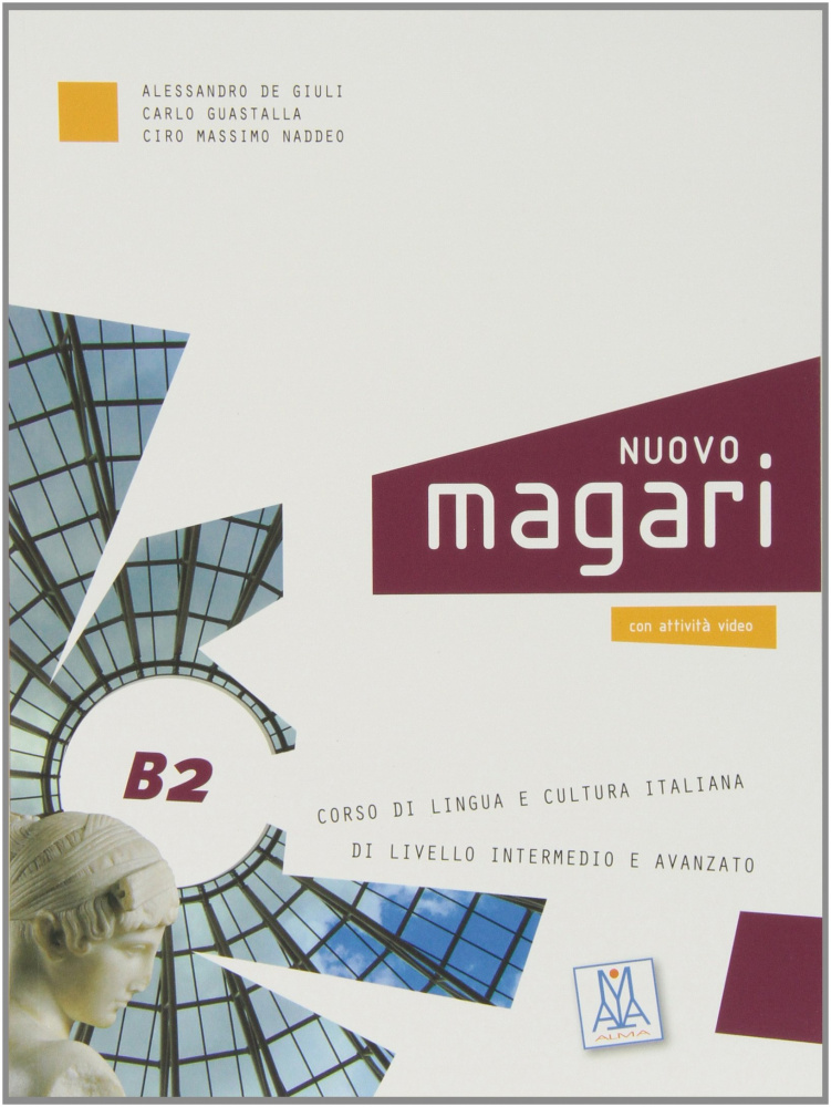Nuovo Magari B2 - Libro di Classe + CD audio