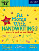 At Home With Handwriting 2 (AGE 7-9)