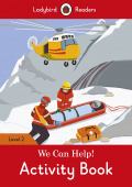 Ladybird: We Can Help! Activity Book