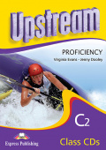Upstream Proficiency C2 Revised Edition Class Audio CDs (set of 6)