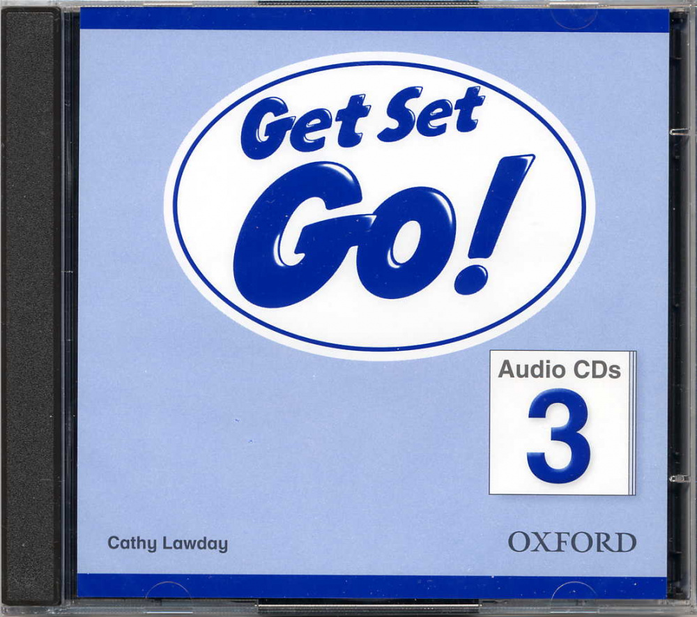 Get Set Go! 3 Class Audio CD