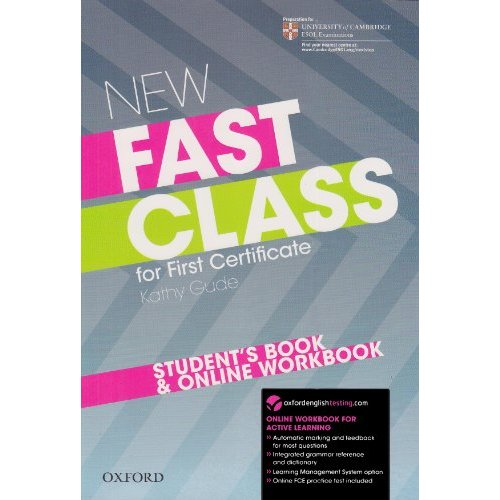 New Fast Class: Student's Book and Online Workbook