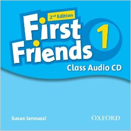 First Friends 1 (Second Edition) Class Audio CD