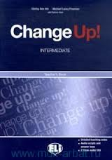 Change Up! Intermediate Teacher's Book + CD(2)